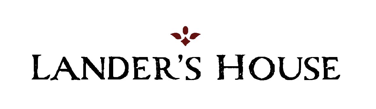 Lander's House logo