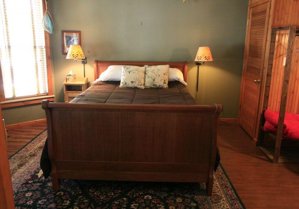 Mountain Lodge Bedroom